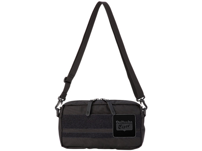 Alternative image view of WAIST BAG, PERFORMANCE BLACK