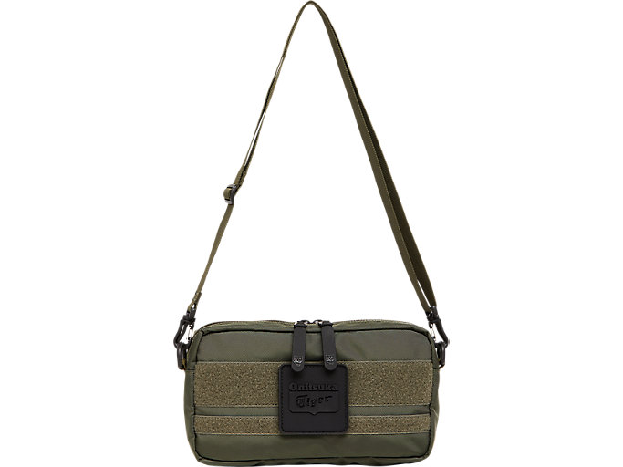 Alternative image view of WAIST BAG, Moss