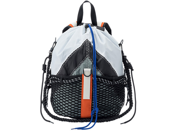 Alternative image view of BACK PACK, Real White