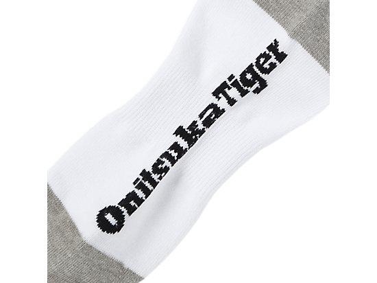 中筒襪 WHITE