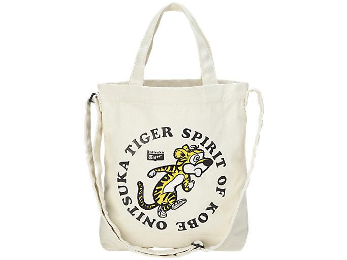 Alternative image view of CANVAS SHOULDER BAG