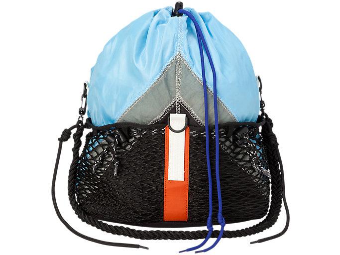 Alternative image view of NETTED SHOULDER BAG