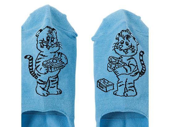 INVISIBLE SOCKS BLUE