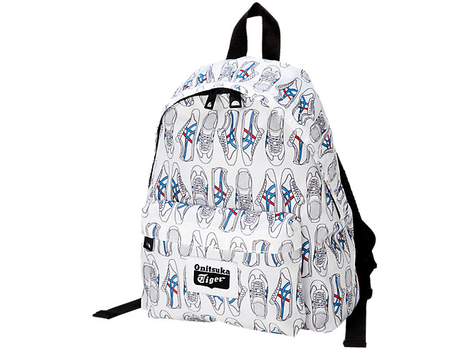 Alternative image view of BACK PACK KIDS, Real White