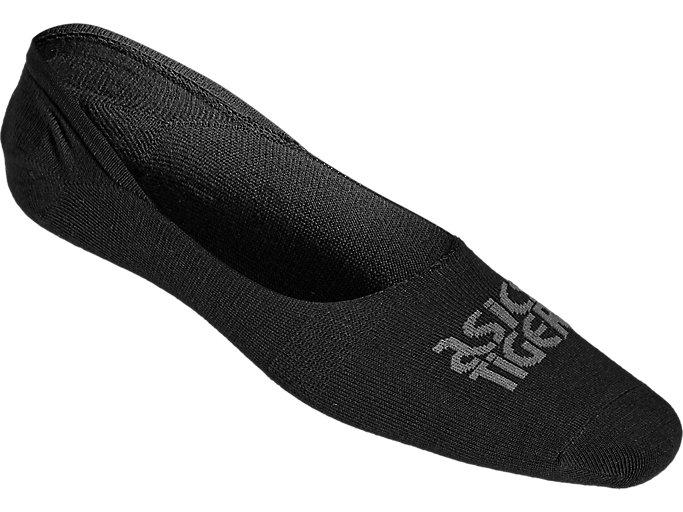 Alternative image view of Logo NS Socks-Basic, PERFORMANCE BLACK