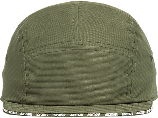 AT 5 PANEL HAT MANTLE GREEN