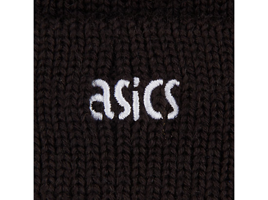 AT KNIT BEANIE PERFORMANCE BLACK