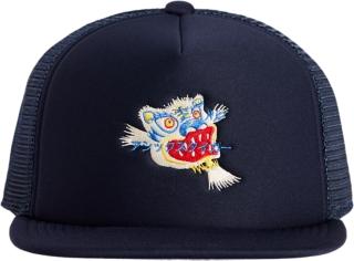 BACK MESH CAP