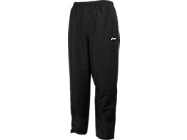 STRAIGHT LEG TRACK PANT JUNIOR BLACK