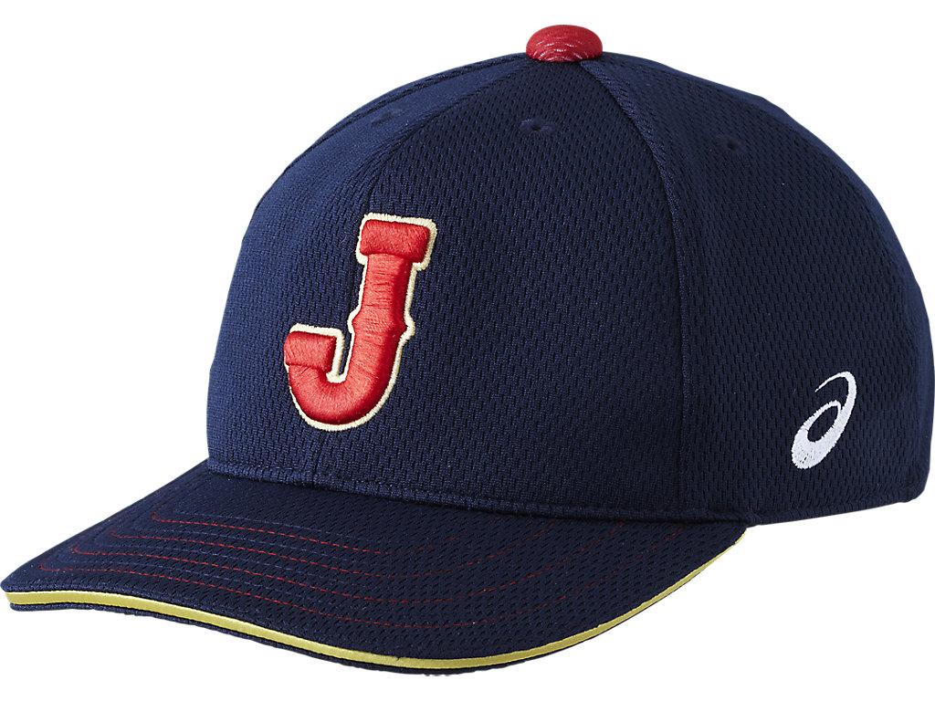 JR.レプリカゲームキャップ(角丸型)