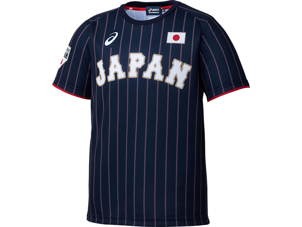 JRユニフォームTシャツ(V)