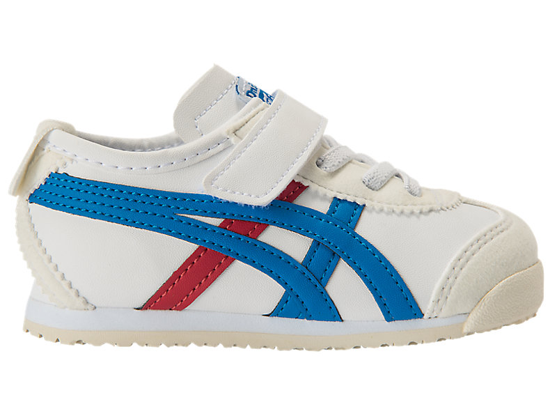 MEXICO 66 TS WHITE/CLASSIC BLUE 1 RT