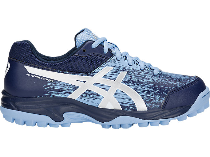 Alternative image view of GEL-LETHAL FIELD 3 GS, INDIGO BLUE/SILVER
