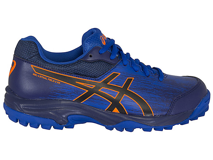 Alternative image view of GEL-LETHAL FIELD 3 GS, INDIGO BLUE/BLACK