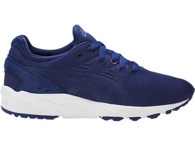 Right side view of GEL-KAYANO TRAINER EVO, NAVY PEONY/NAVY PEONY