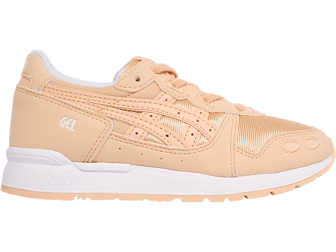 Right side view of GEL-LYTE PS, APRICOT ICE/APRICOT ICE