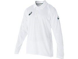 PLAYING SHIRT LONG SLEEVED WHITE