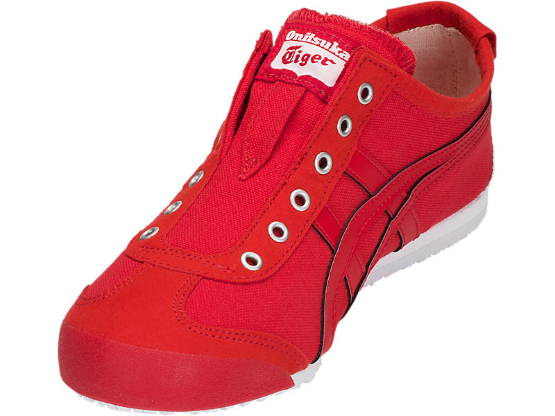 MEXICO 66 SLIP-ON CLASSIC RED/CLASSIC RED 9 FL