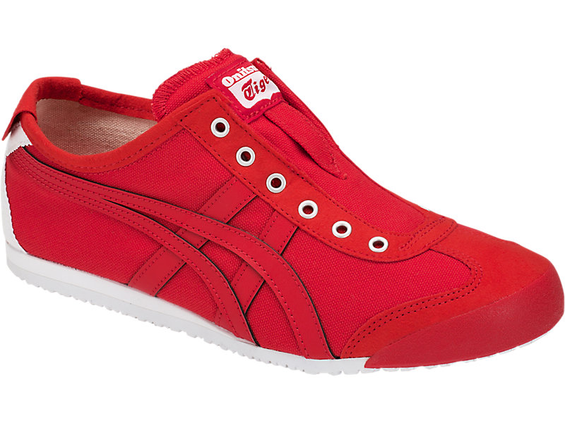 MEXICO 66 SLIP-ON CLASSIC RED/CLASSIC RED 5 FR