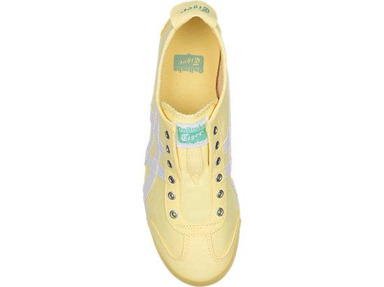 MEXICO 66 SLIP-ON 柠檬黄/白色