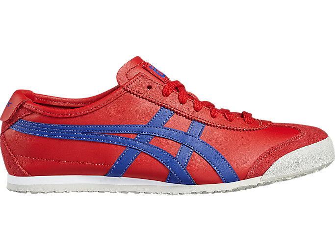 Alternative image view of MEXICO 66, TRUE RED/ASICS BLUE
