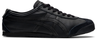 onitsuka tiger mexico 66 black and white hombre