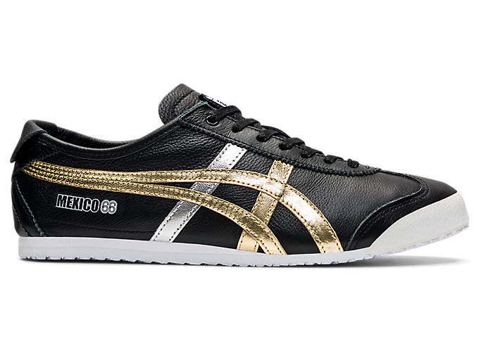 Alternative image view of MEXICO 66, Black/Gold