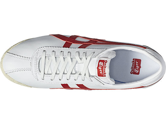 TIGER CORSAIR WHITE /TRUE RED