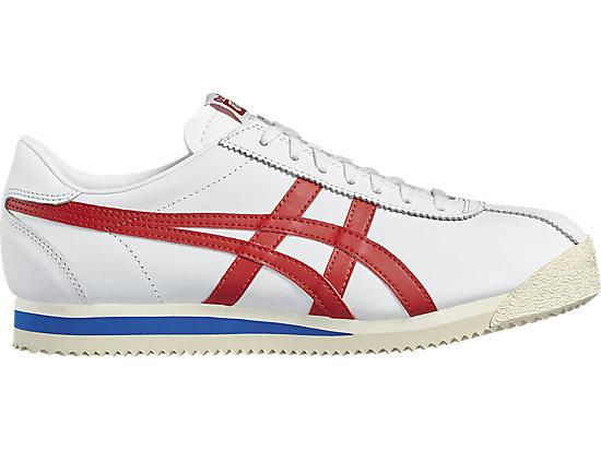 TIGER CORSAIR WHITE/TRUE RED