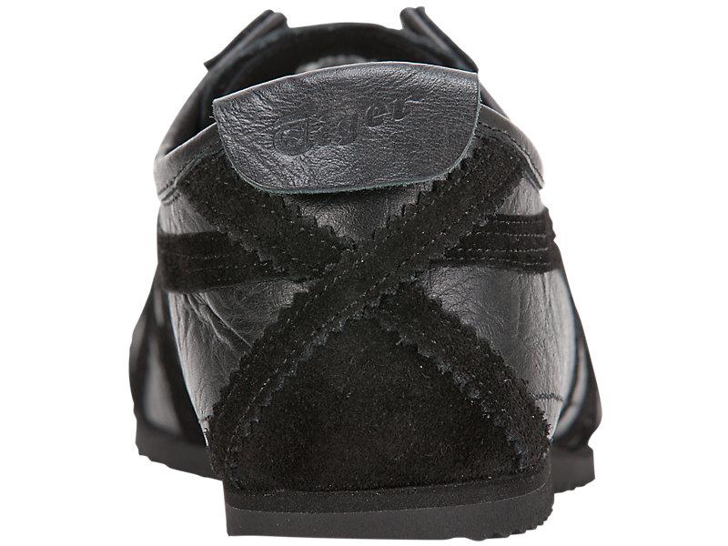 MEXICO SLIP-ON DELUXE BLACK/BLACK 25 BK