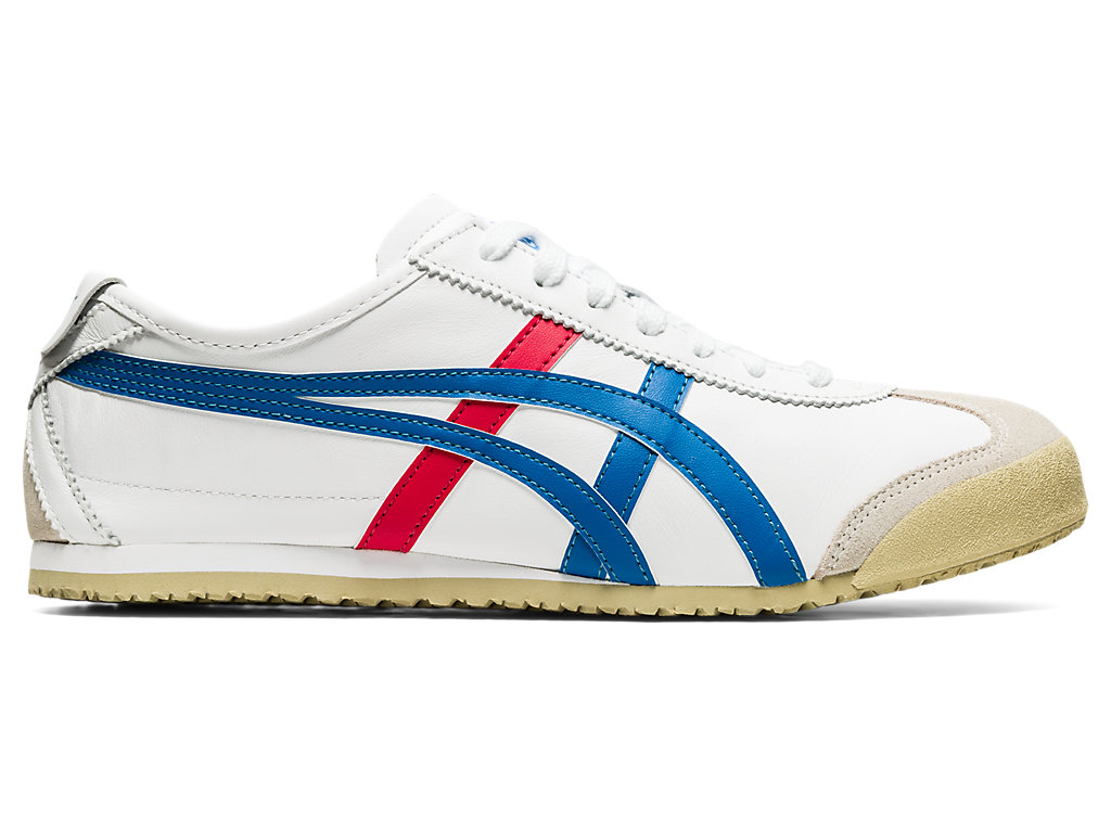 Unisex MEXICO 66 | White/Blue | Shoes | Onitsuka Tiger