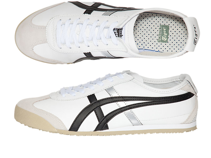 MEXICO 66 WHITE/BLACK 33 Z
