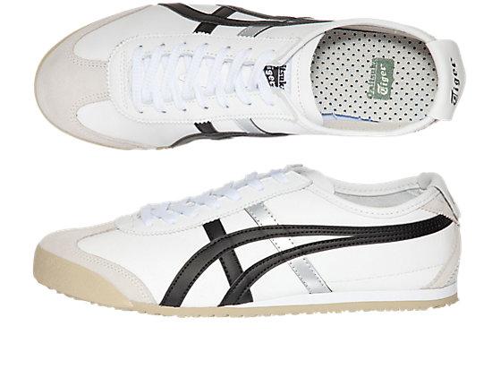 MEXICO 66 WHITE/BLACK
