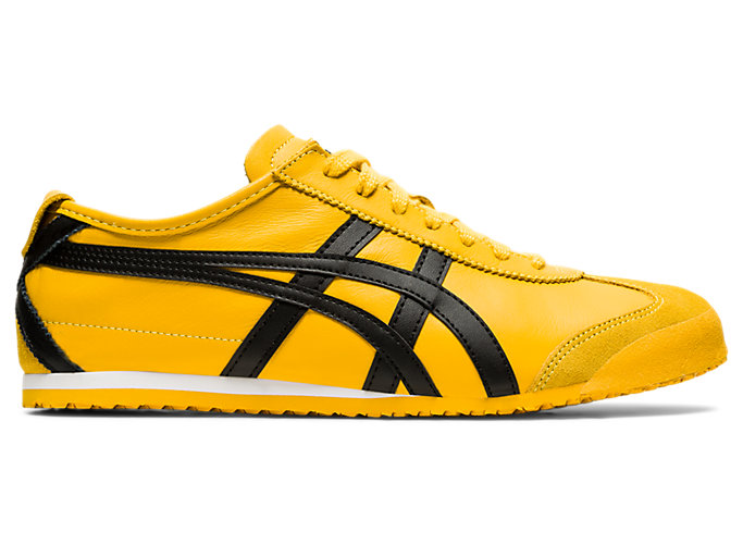 Unisex MEXICO 66 | Yellow/Black | Shoes | Onitsuka Tiger
