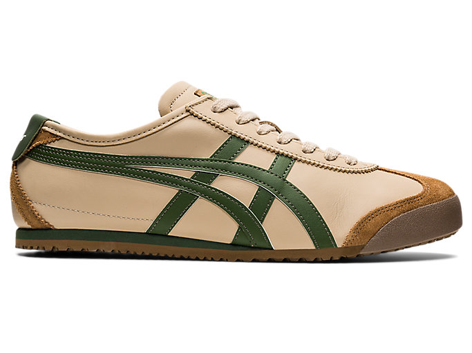 Alternative image view of MEXICO 66, Beige/Grass Green