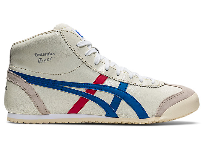 Alternative image view of MEXICO Mid Runner, White/Blue
