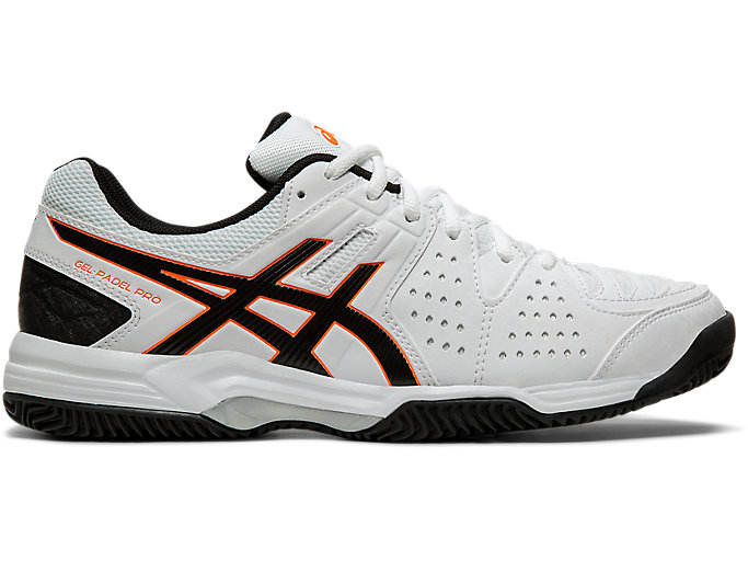 Alternative image view of GEL-PADEL PRO 3 SG, WHITE/BLACK