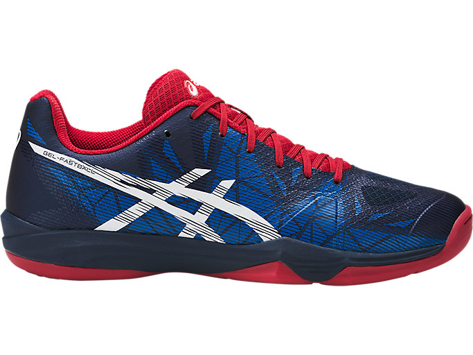 Alternative image view of GEL-FASTBALL 3, INSIGNIA BLUE/WHITE/PRIME RED