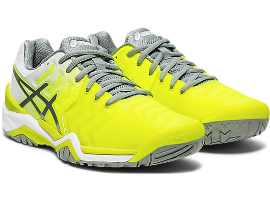 GEL-RESOLUTION 7 SAFETY YELLOW/STONE GREY
