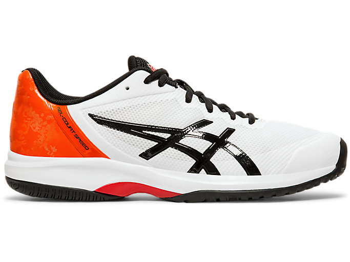 Alternative image view of GEL-COURT SPEED, WHITE/BLACK