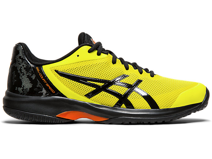 interrumpir Controversia División  Men's GEL-Court Speed | Sour Yuzu/Black | Tennis | ASICS