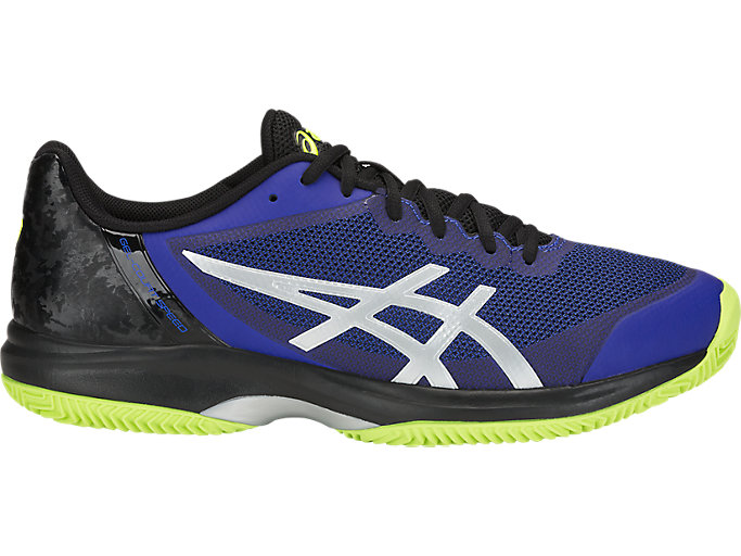 Fragante Aventurero Divertidísimo  Men's GEL-COURT SPEED CLAY | ILLUSION BLUE/SILVER | Tennis | ASICS Outlet