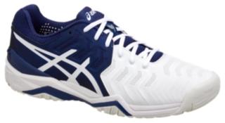 novak asics shoes