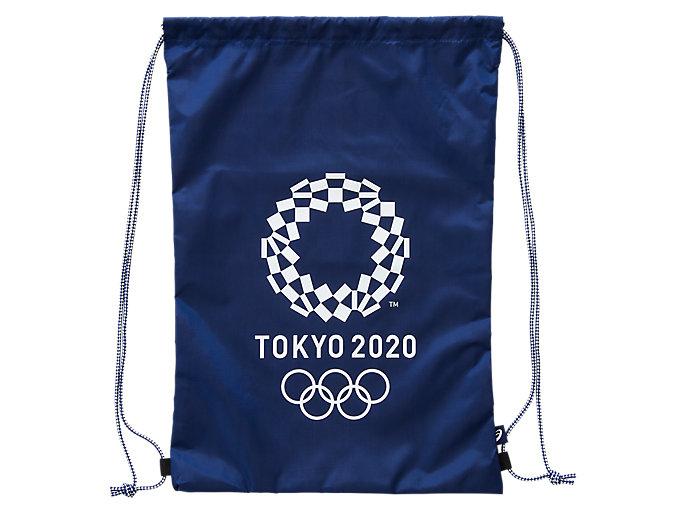 Alternative image view of ライトバッグ(東京2020オリンピックエンブレム), Emネイビー