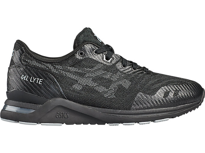 Right side view of GEL-LYTE EVO NT, BLACK/MIDGREY