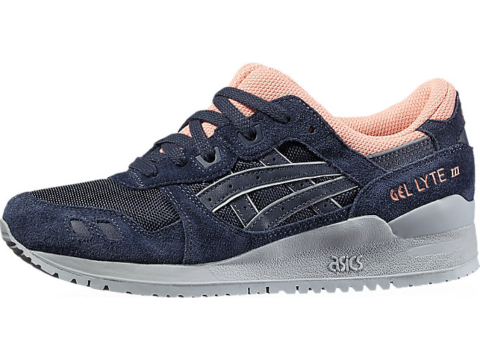 Right side view of GEL-LYTE III, INDIA INK/INDIA INK