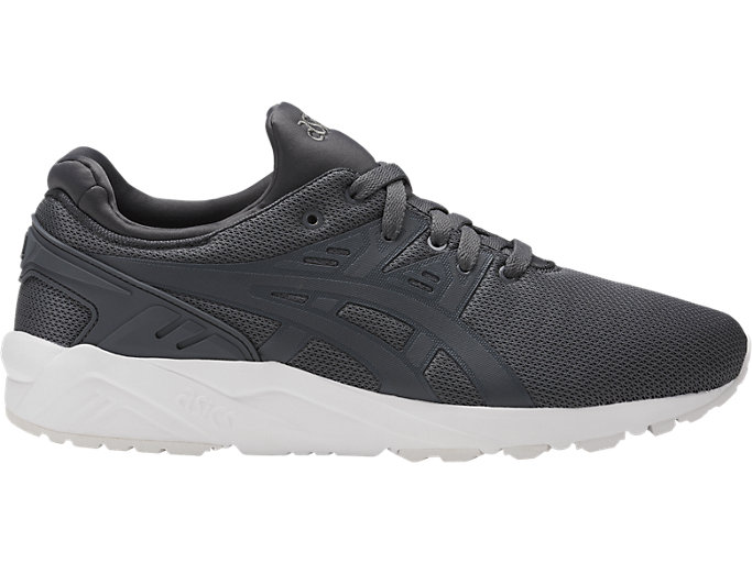 Right side view of GEL-KAYANO TRAINER EVO, CARBON/CARBON
