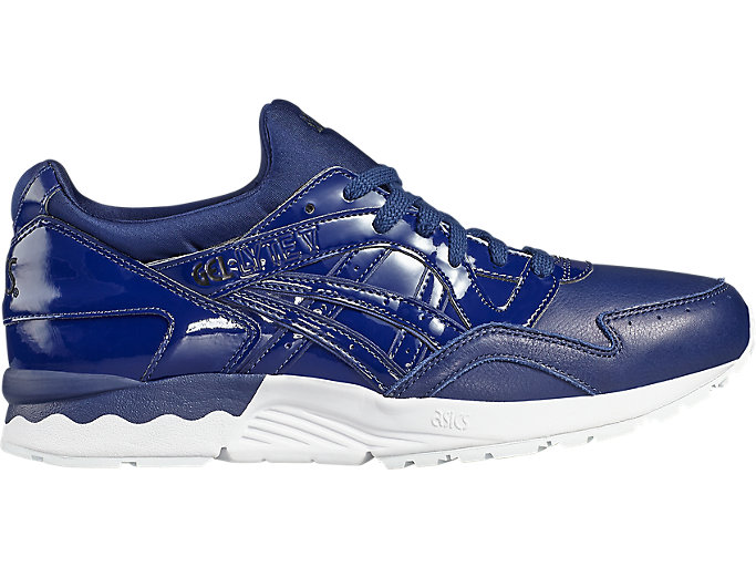 Right side view of GEL-LYTE V, INDIGO BLUE/INDIGO BLUE