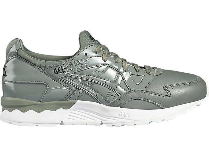 Right side view of GEL-LYTE V, AGAVE GREEN /AGAVE GREEN