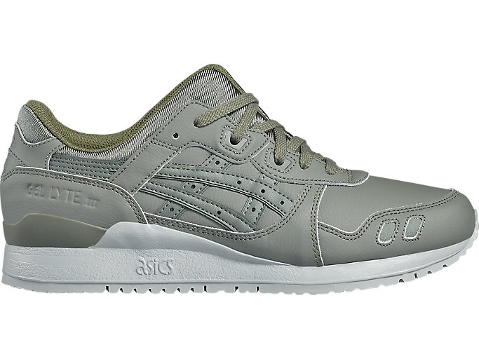 Right side view of GEL-LYTE III, AGAVE GREEN/AGAVEGREEN